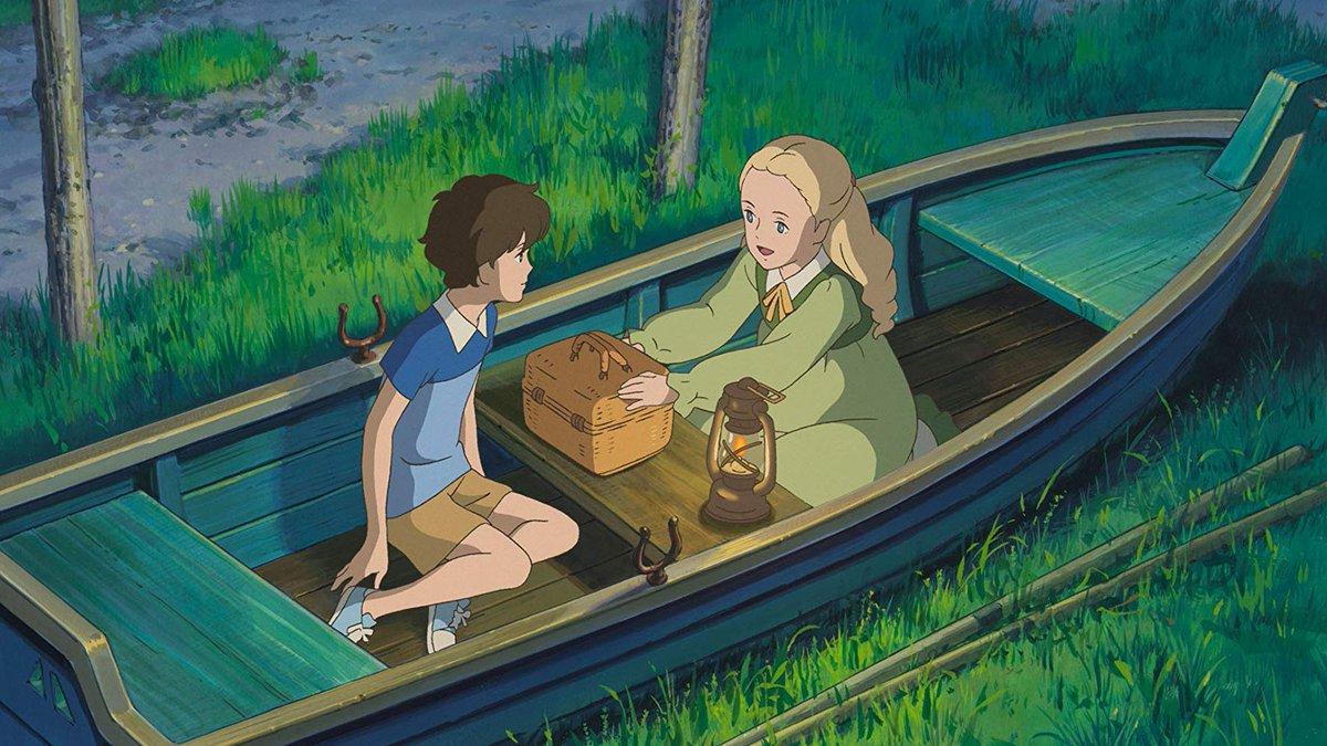 REVIEW Anime When Marnie Was There: Tentang Berharganya Kasih Sayang Sebuah Keluarga 6