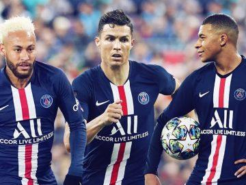 Benarkah Ronaldo Akan Dijual Ke PSG? 13