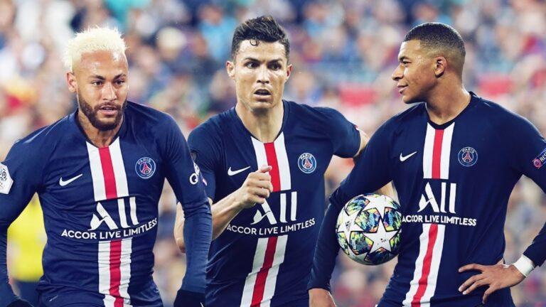 Benarkah Ronaldo Akan Dijual Ke PSG? 1