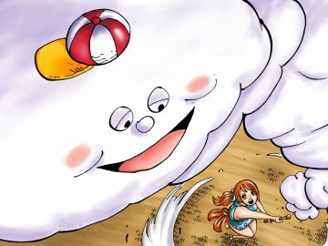 One Piece: Zoro Masih Belum Selesai, Zeus akan Kembali ke Pangkuan Nami! 11
