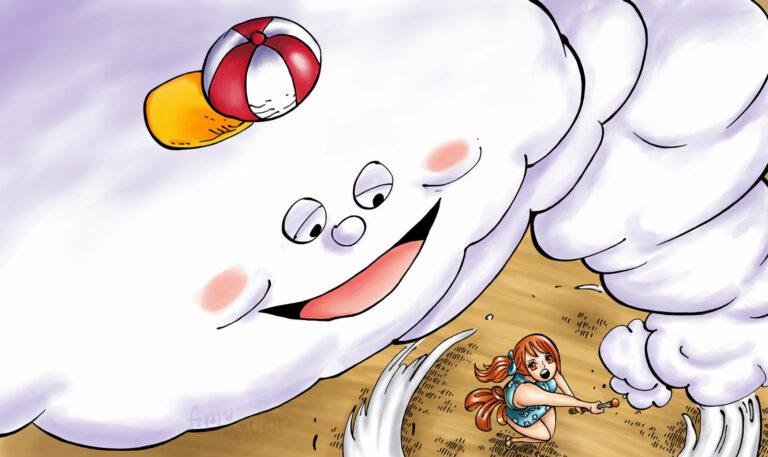 One Piece: Zoro Masih Belum Selesai, Zeus akan Kembali ke Pangkuan Nami! 1