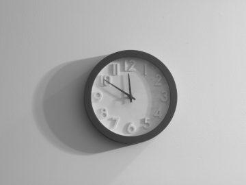 Konsep Waktu atau ada Yang Ngatur 11