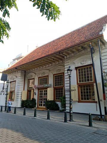Pesona Unik Kota Lama Semarang, Peninggalan Belanda yang Penuh Sejarah 10