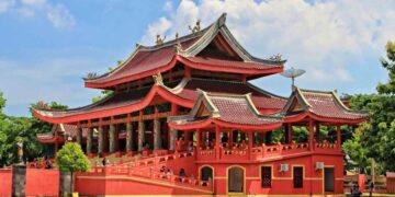 Kelenteng Sam Poo Kong, Bukti Akulturasi Budaya di Semarang 15