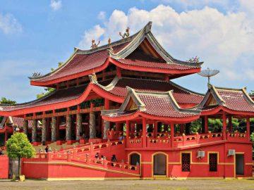 Kelenteng Sam Poo Kong, Bukti Akulturasi Budaya di Semarang 5