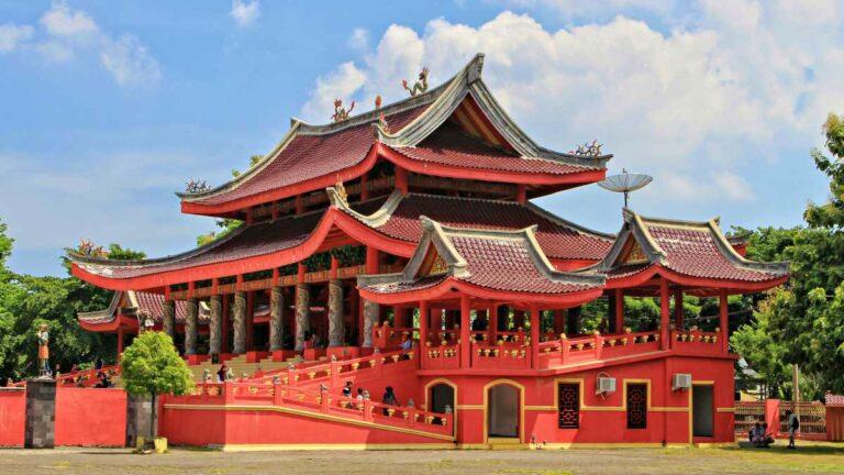 Kelenteng Sam Poo Kong, Bukti Akulturasi Budaya di Semarang 1