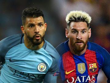 Alasan Aguero Akan Wujudkan Mimpi Satu Klub dengan Messi 9