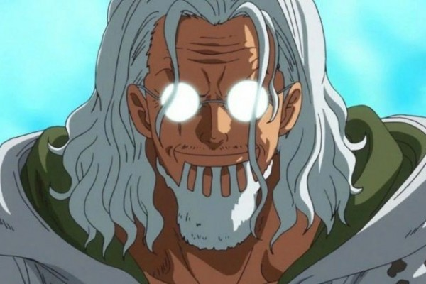 Potret Silvers Rayleigh