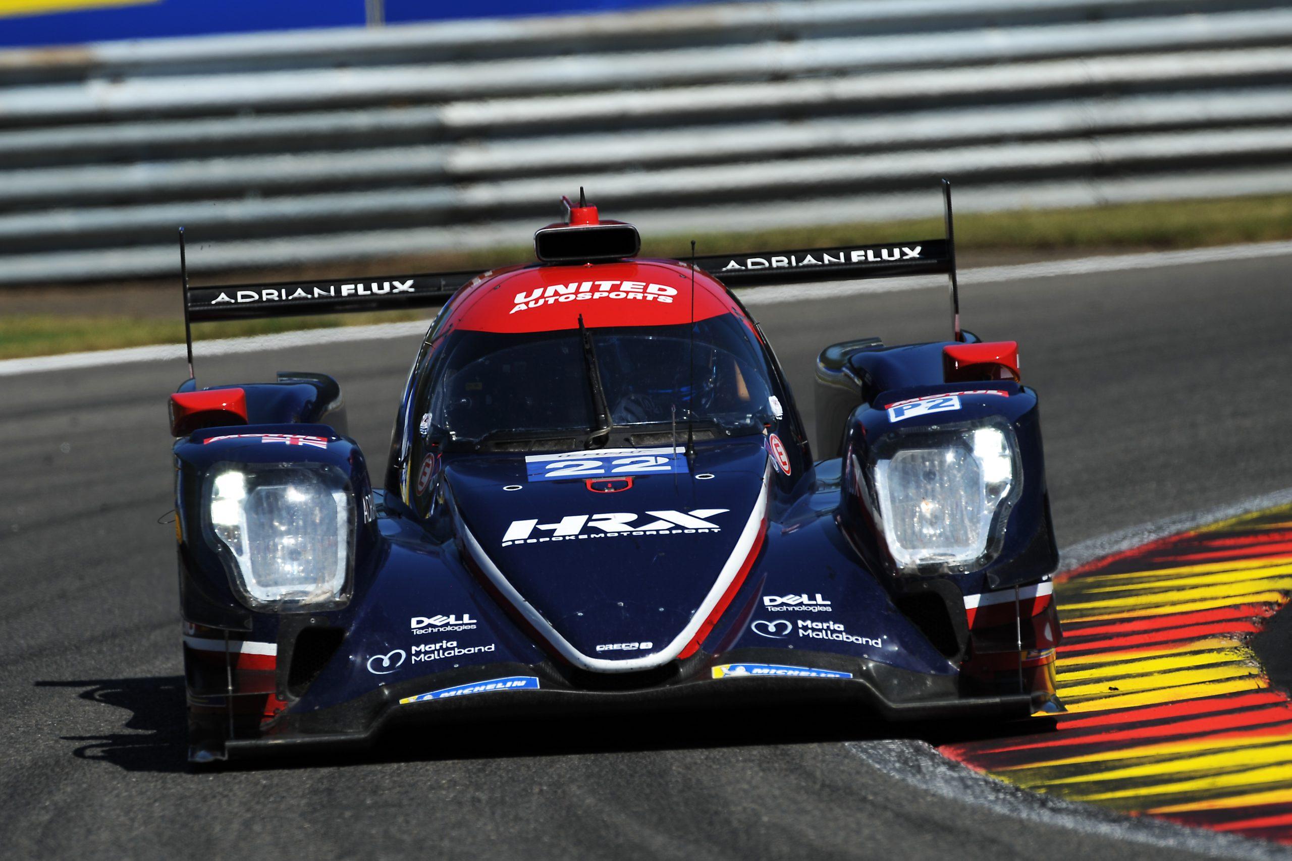 Mobil Tim United Autosport yang berkompetisi di kelas LMP2 World Endurance Championship dengan menggunakan mesin dari Gibson. sportscarglobal.com