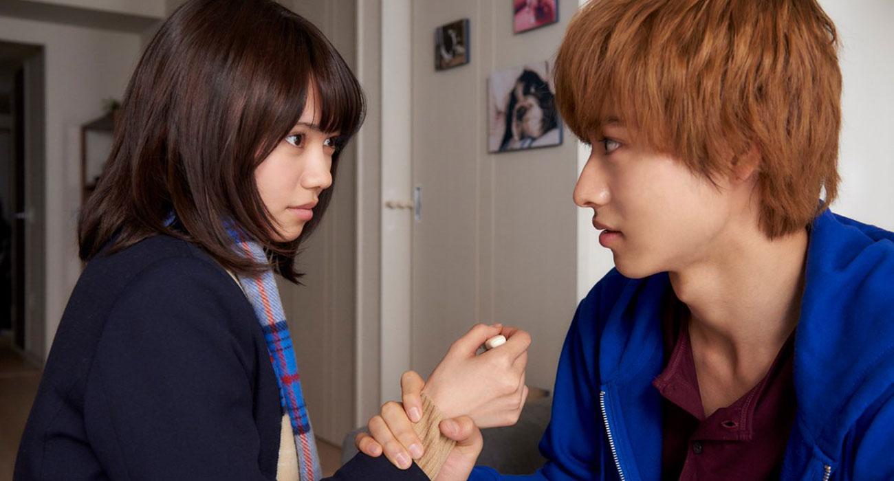 4 Film Jepang Tentang Benci Jadi Cinta ini Bikin Gemes 6