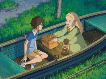 REVIEW Anime When Marnie Was There: Tentang Berharganya Kasih Sayang Sebuah Keluarga 11