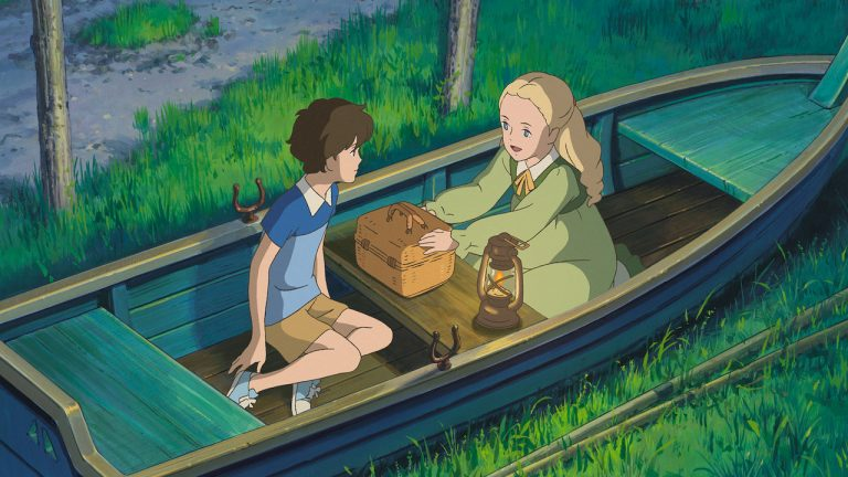 REVIEW Anime When Marnie Was There: Tentang Berharganya Kasih Sayang Sebuah Keluarga 1