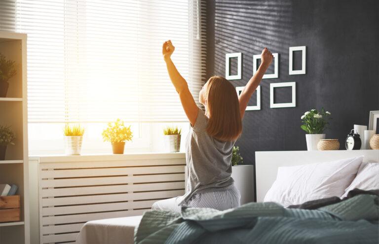 Inilah Tujuh Manfaat Bangun Pagi Untuk Kesehatan 1