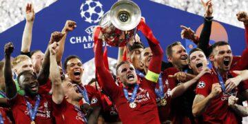 Kiprah Liverpool di Ajang Liga Champions Eropa 16