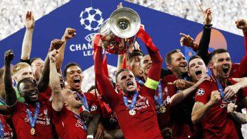 Kiprah Liverpool di Ajang Liga Champions Eropa 6