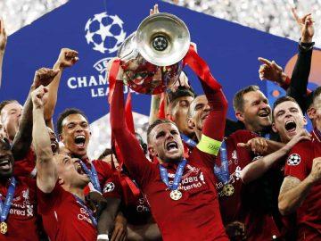 Kiprah Liverpool di Ajang Liga Champions Eropa 25