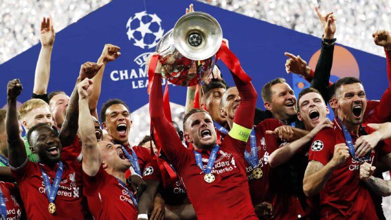 Kiprah Liverpool di Ajang Liga Champions Eropa 1