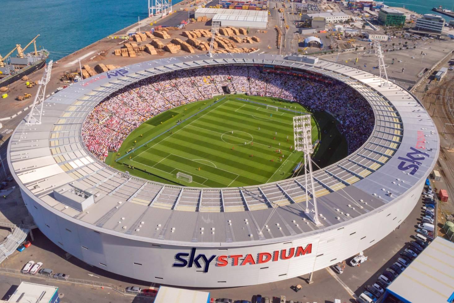 10 Stadion Terbaik di Australia 7
