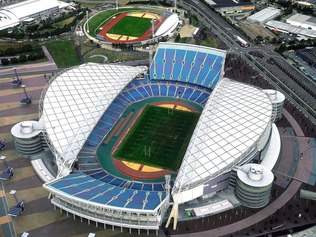 10 Stadion Terbaik di Australia 12