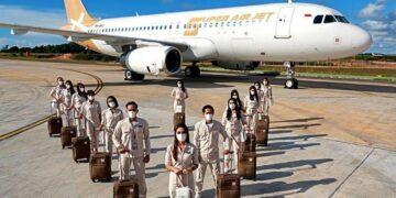 Muncul di Masa Pandemi, Mampukah Super Air Jet Bersaing? 16
