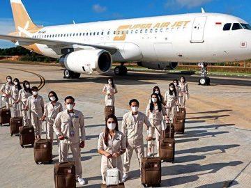 Muncul di Masa Pandemi, Mampukah Super Air Jet Bersaing? 10