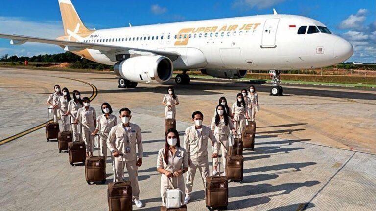 Muncul di Masa Pandemi, Mampukah Super Air Jet Bersaing? 1
