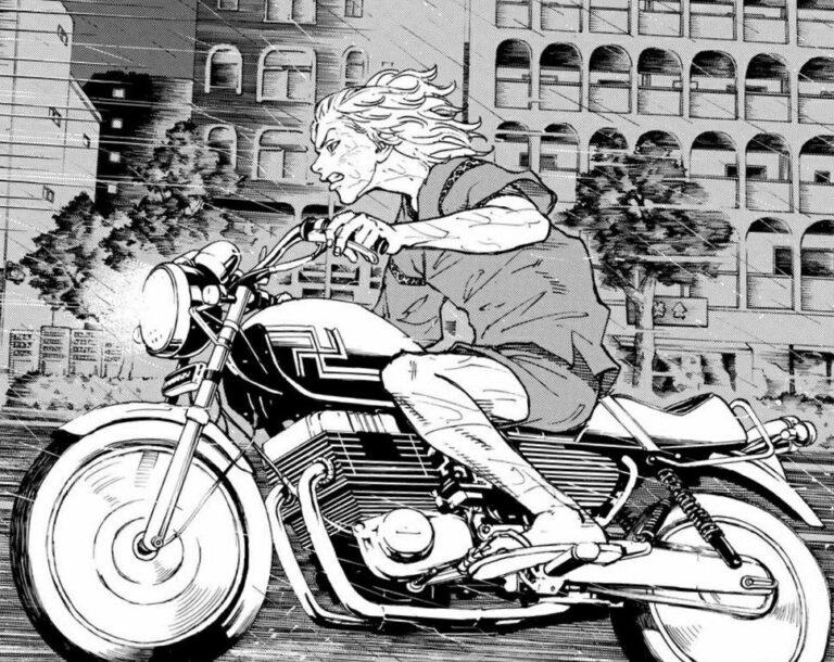 7 Motor Kesayangan Pendiri Toman di Tokyo Revengers 1