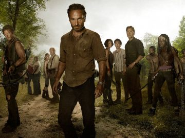 The Walking Dead Tv Series yang Mengajarkan Cara Bertahan Hidup 10