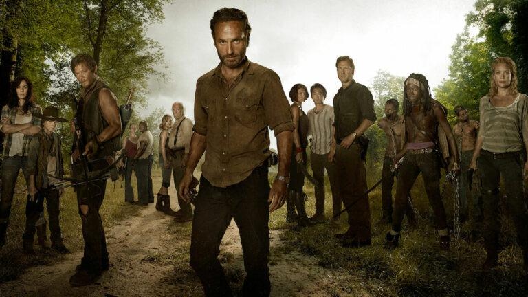 The Walking Dead Tv Series yang Mengajarkan Cara Bertahan Hidup 1