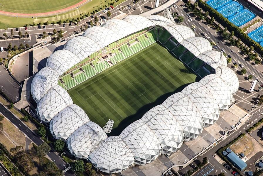 10 Stadion Terbaik di Australia 8
