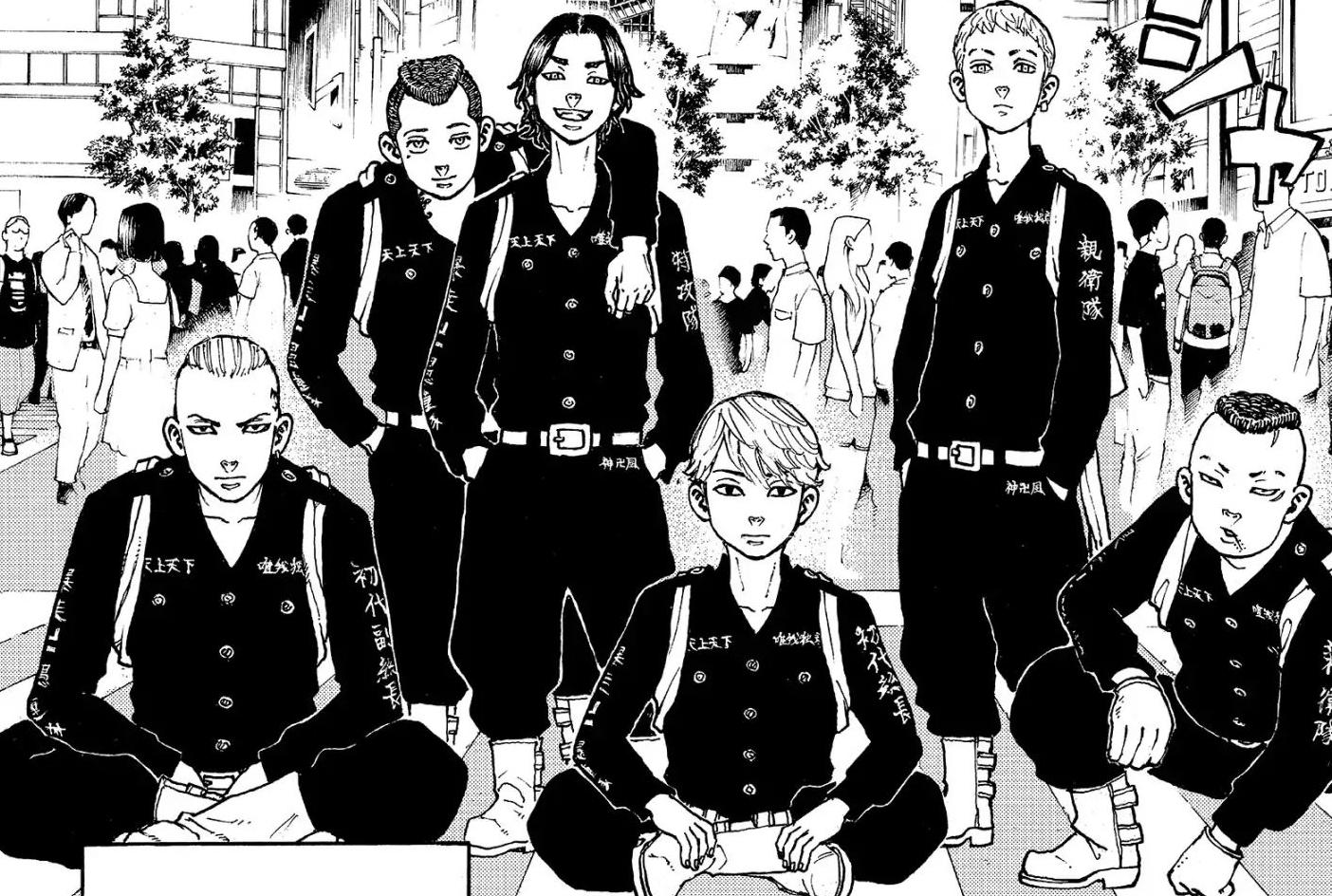 7 Motor Kesayangan Pendiri Toman di Tokyo Revengers 3