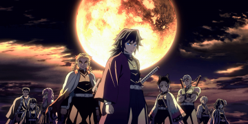 Urutan 9 Pilar Terkuat di Serial Kimetsu no Yaiba (Part 1) 42