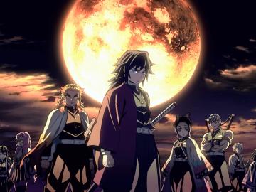 Urutan 9 Pilar Terkuat di Serial Kimetsu no Yaiba (Part 1) 9