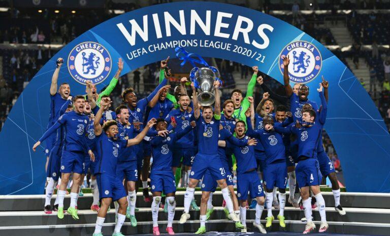 Dibalik Chelsea Menjuarai Liga Champions Eropa 2021 1