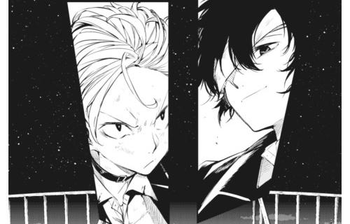 Chuuya dan Dazai
