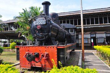 Wisata Sejarah Patut Dikunjungi Di Museum Kereta Api Ambarawa 2