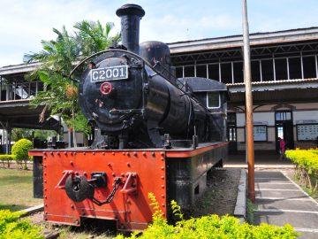 Wisata Sejarah Patut Dikunjungi Di Museum Kereta Api Ambarawa 6