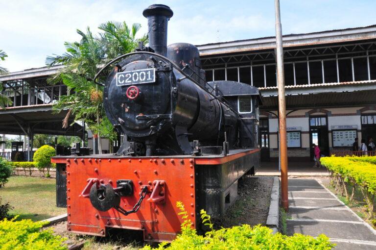 Wisata Sejarah Patut Dikunjungi Di Museum Kereta Api Ambarawa 1