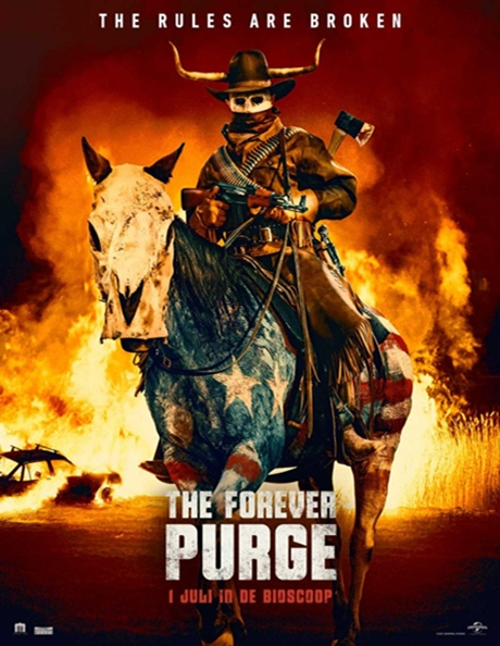 Poster Film The Forever Purge