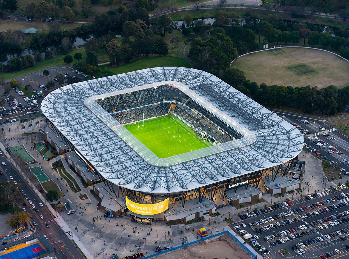 10 Stadion Terbaik di Australia 9