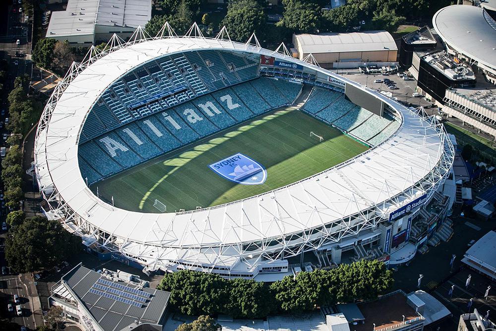 10 Stadion Terbaik di Australia 11