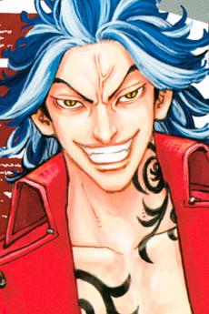 Potret Shiba Taiju, pemimpin generasi ke-10 Black Dragon.