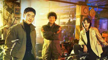 "Drama Korea ""Taxi Driver"" Kasusnya Ternyata Real! 2"