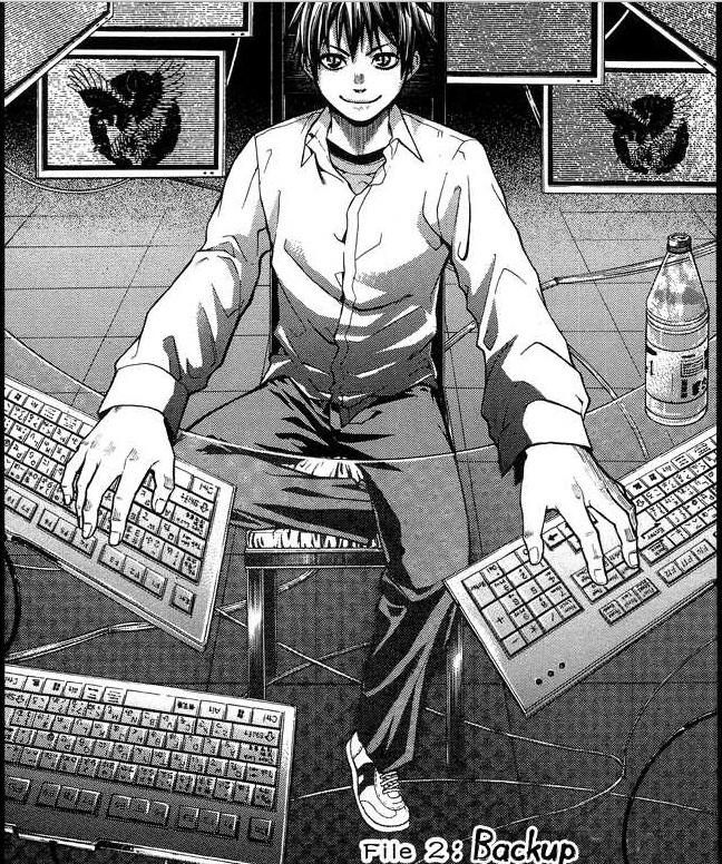Fujimaru Takagi