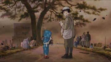 Grave of the Fireflies (Hotaru No Haka), Anime tersedih sepanjang masa 1