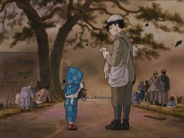 Grave of the Fireflies (Hotaru No Haka), Anime tersedih sepanjang masa 8