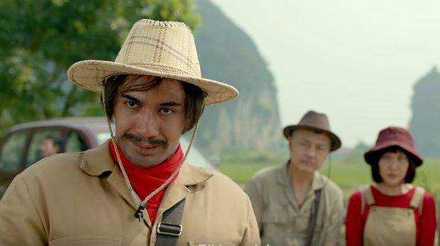 7 Aktor / Aktris Film Indonesia yang Tidak Cocok Berperan di Filmnya 6