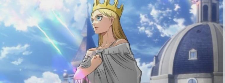 Historia sebagai Ratu yang sah