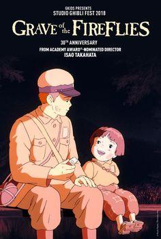 Grave of the Fireflies (Hotaru No Haka), Anime tersedih sepanjang masa 3