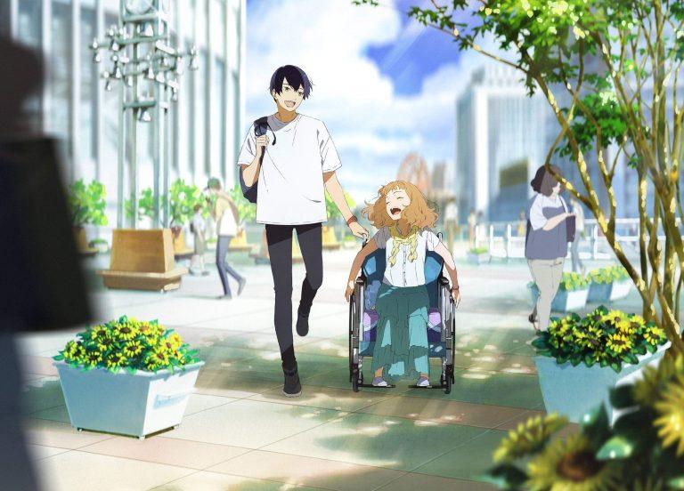 Bahas Arti Josee, The Tiger and The Fish, Judul Anime dari Novel Seiko 1